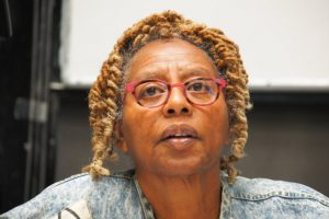 WEAP Executive Director Ethel Long-Scott